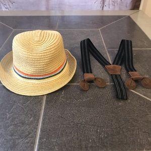 Baby boy dress bundle hat 3M
